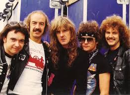 Saxon - Monsters Of Rock Germany 1983! | Facebook